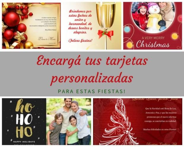 foto navidad tarjetas